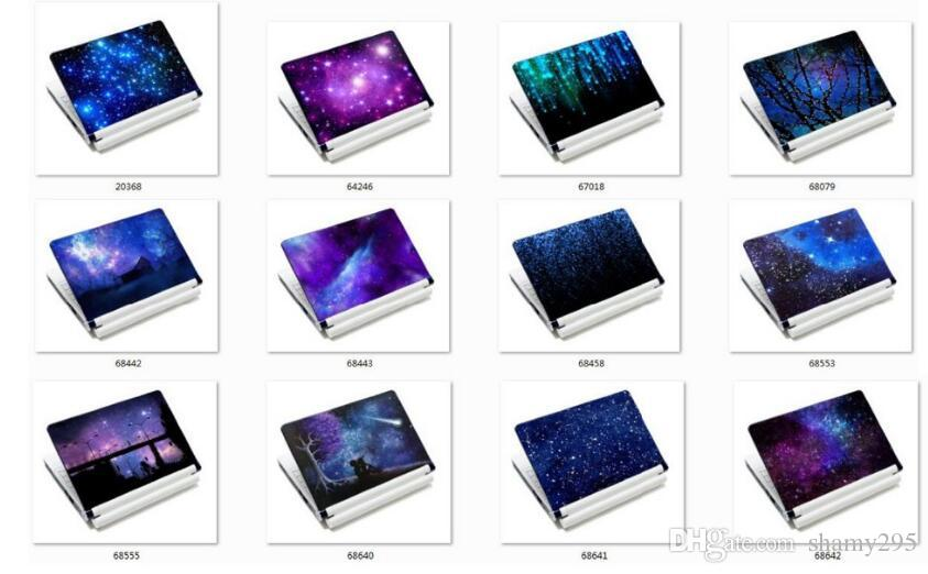 design 15 15.6 17 DIY Laptop Skin for Notebook laptop Sticker for hp/sony/sumsung/xiaomi /asus Cover Decel wholesales hot sale