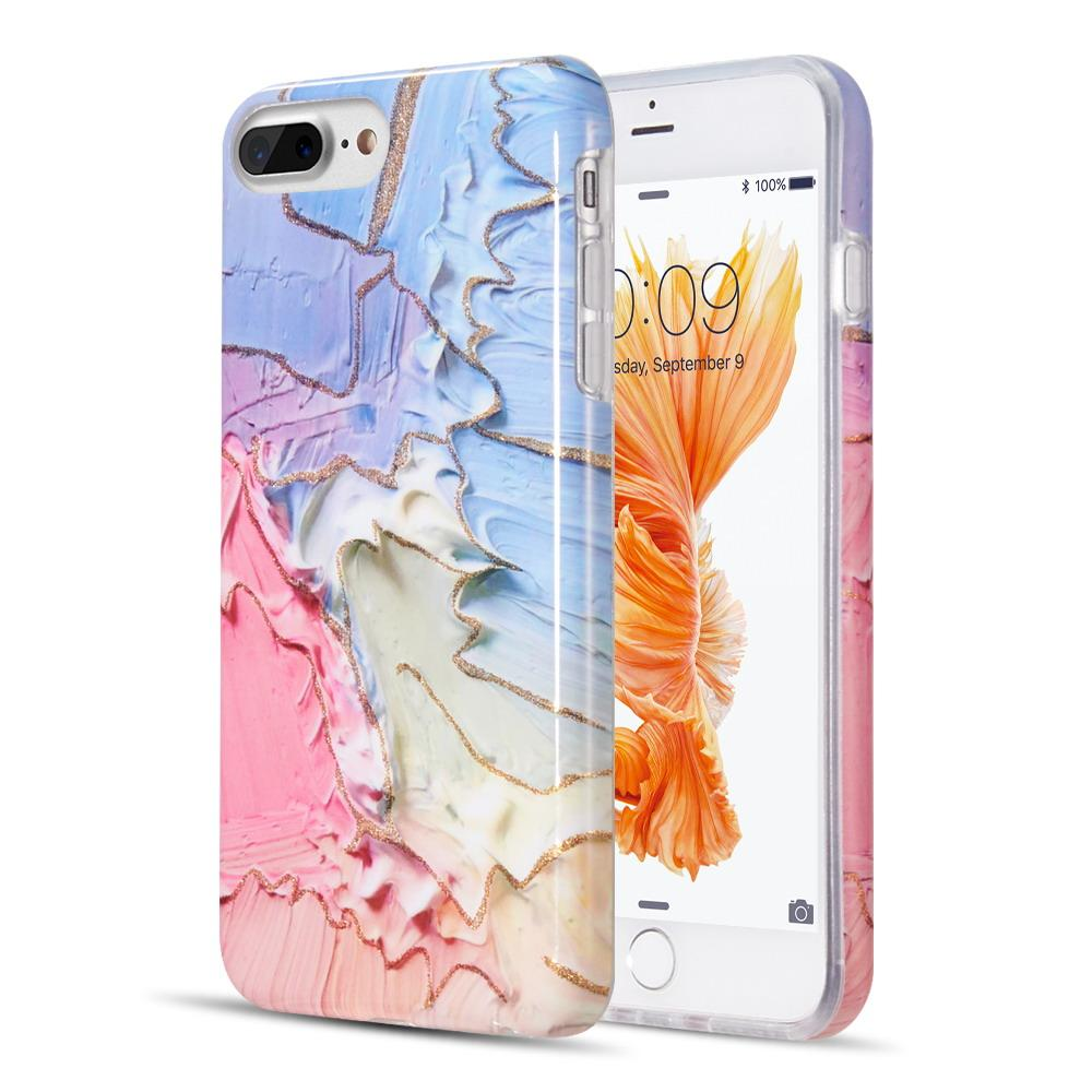 coque iphone 8 plus marbré
