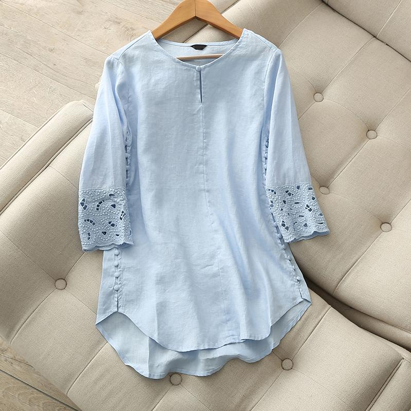 a5efb0bf312 2019 top design 2018 spring new arrival casual style women office .  topdesign. top beautiful fancy tops ...
