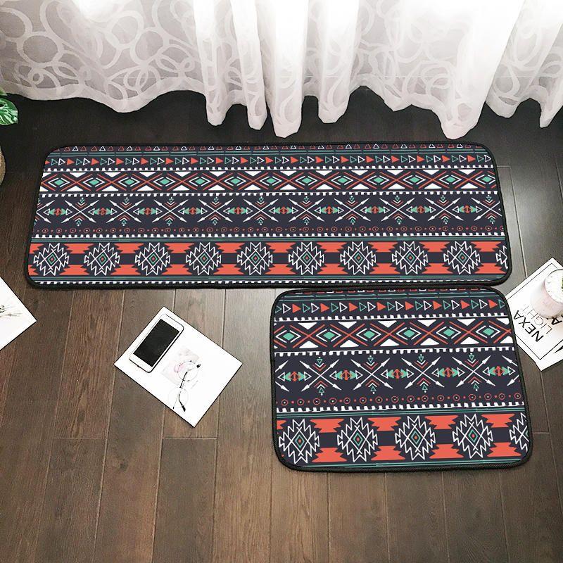 208745cd0c8 New Fashion Strips Multi-functional Mats Retro Bohemian Pattern ...