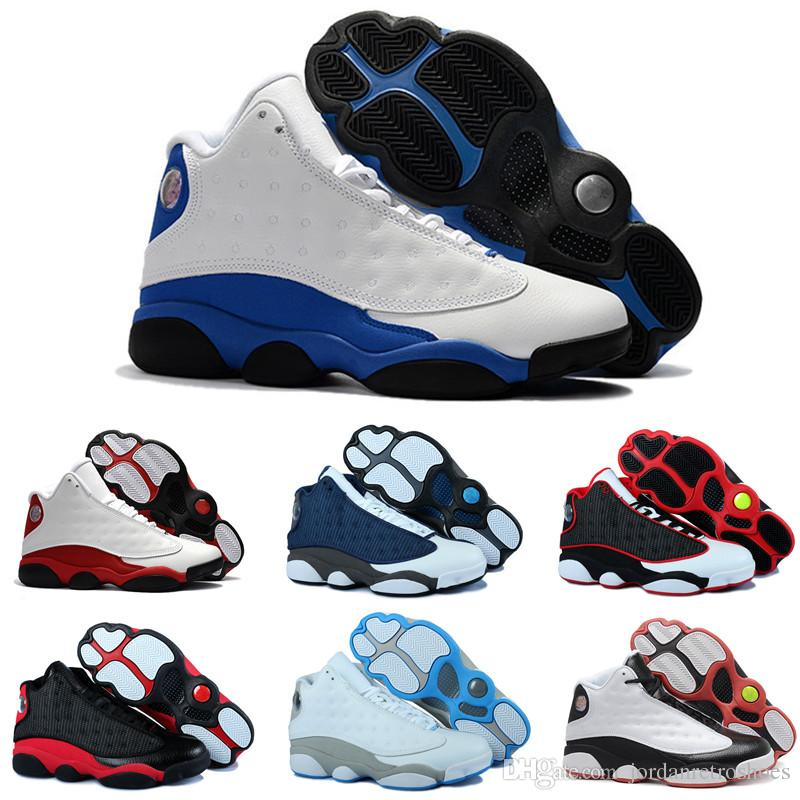 938823a8ba36 High Quality 13s Bred Chicago Flints Men Women Basketball Shoes 13s DMP  Grey Toe History Of Flight Hyper Royal Sneakers With Box Shoes For Sale  Baseball ...