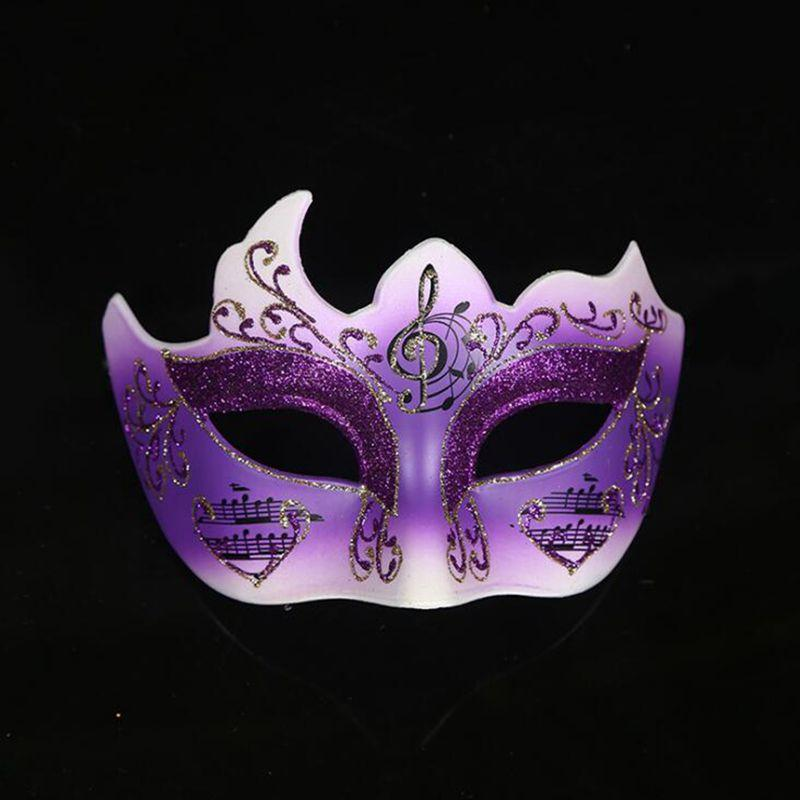 06dab25193669 GNHYLL Sexy Men Women Costume Prom Mask Venetian Mardi Gras Party Dance Masquerade  Ball Halloween Mask Fancy Dress Costume Mens Masquerade Ball Mask Mens ...