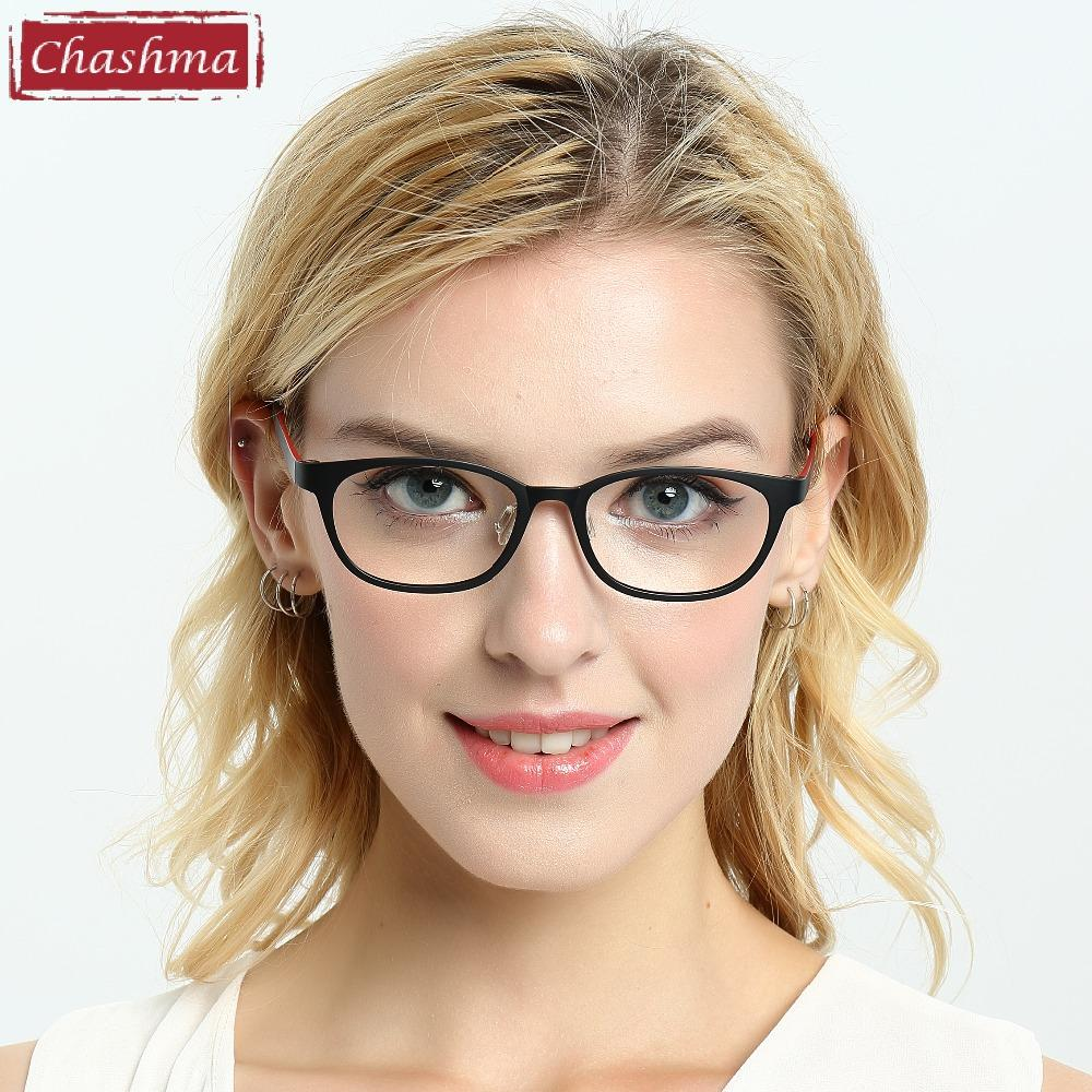 Compre Chashma Brand Trend Glasses Mujeres Hombres Marco Pequeño ...