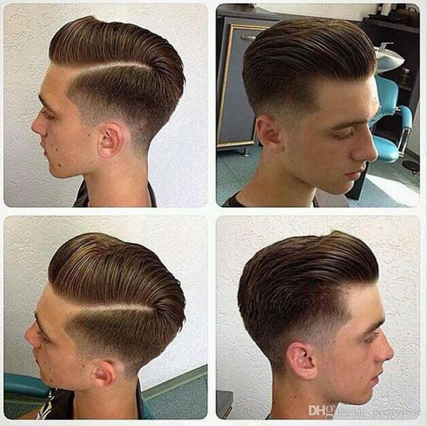 Suavecito Pomade Güçlü tarzı geri Pomade balmumu büyük İskelet slicked geri saç yağı balmumu çamur tutmak saç pomad erkekler Ücretsiz Kargo