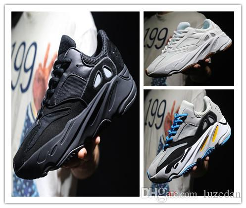2e5c40712 Cheap 2018 First-class Kanye West 700 Boost Seankers Sports Running Shoes  New Men Women Sneakers High Quality Sport Shoes Luzedan Size US7-US12