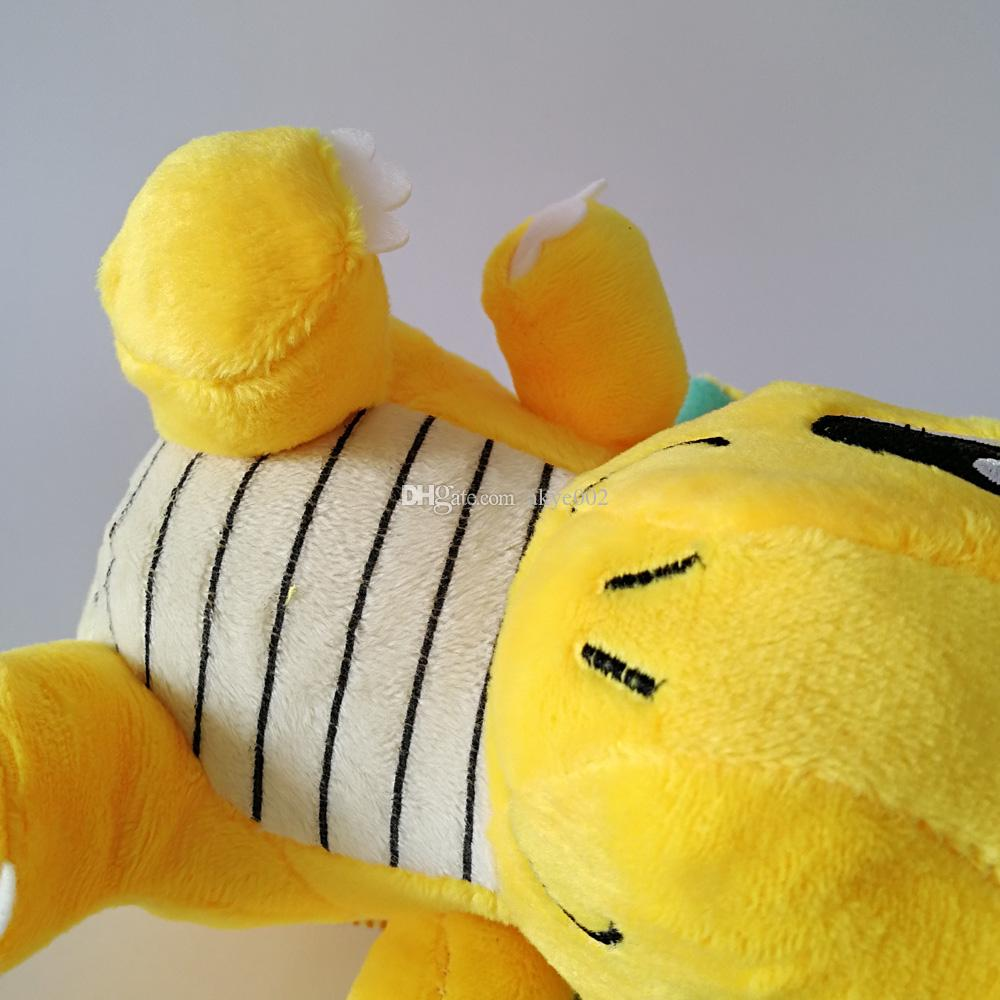 """Hot Sale Cute 6"""" 15cm Snorlax Dragonite Gengar Pikachu Plush Doll Stuffed Animals Toy For Baby Best Gifts Wholesale"""
