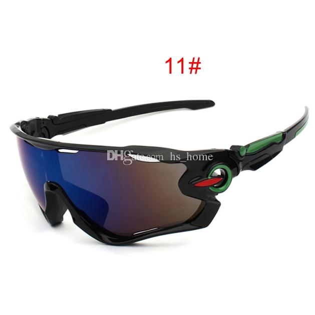 2018 New Outdoor Sports Glasses Polarized Sunglasses 100% UV protection choose DHL .
