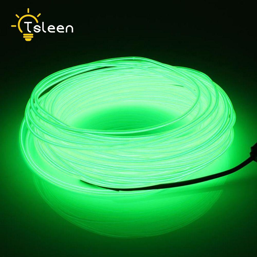 Großhandel Tsleen Led Streifen Flexible Neonlicht Aa Batterie Power ...