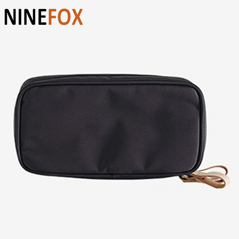 7003387104eb Women Travel Nesesser Toiletry Bag Purse Small Makeup Bag Lady Storage  Brush Organizer Make Up Case Beauty Clutch Cosmetic Bags Personalized Cosmetic  Bags ...