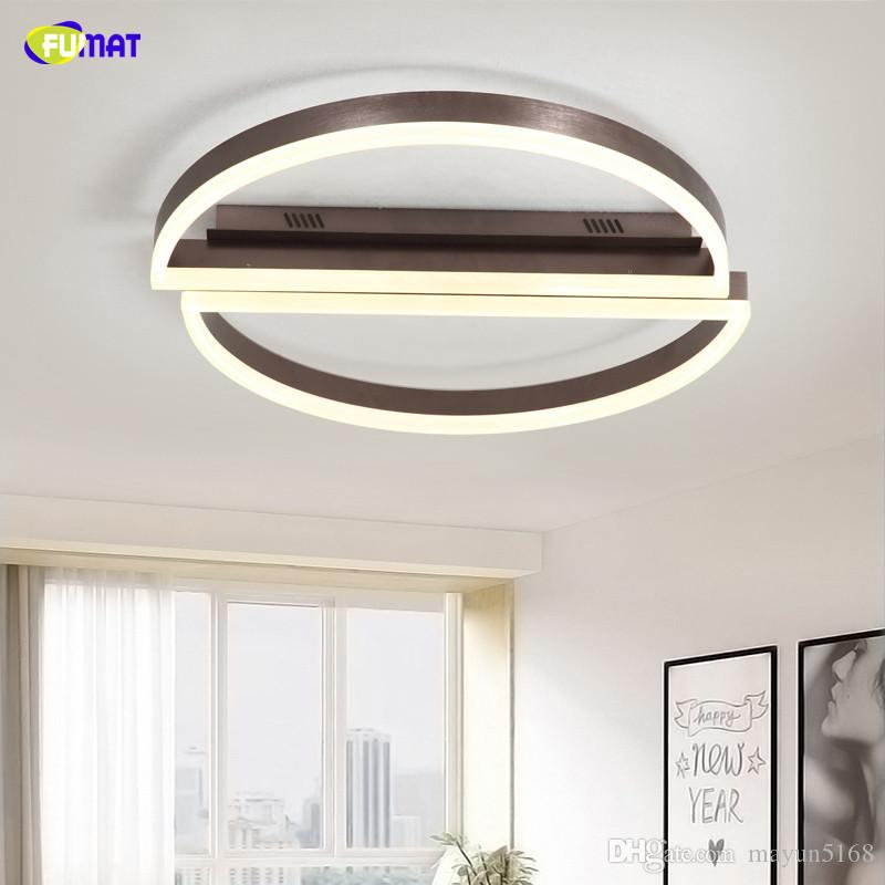 Modern Acrylic Led Ceiling Light 36W for Living Room Bedroom Coffee ...