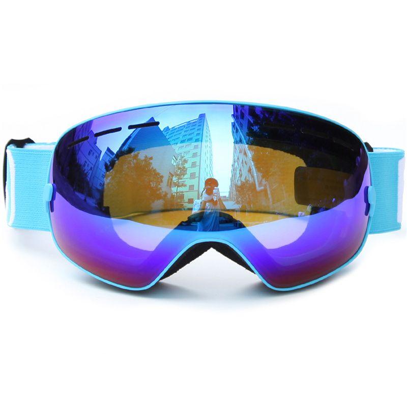 793334324fa0 BeNice Brand Outdoor Double Lens UV400 Anti-Fog Ultralight Skiing ...
