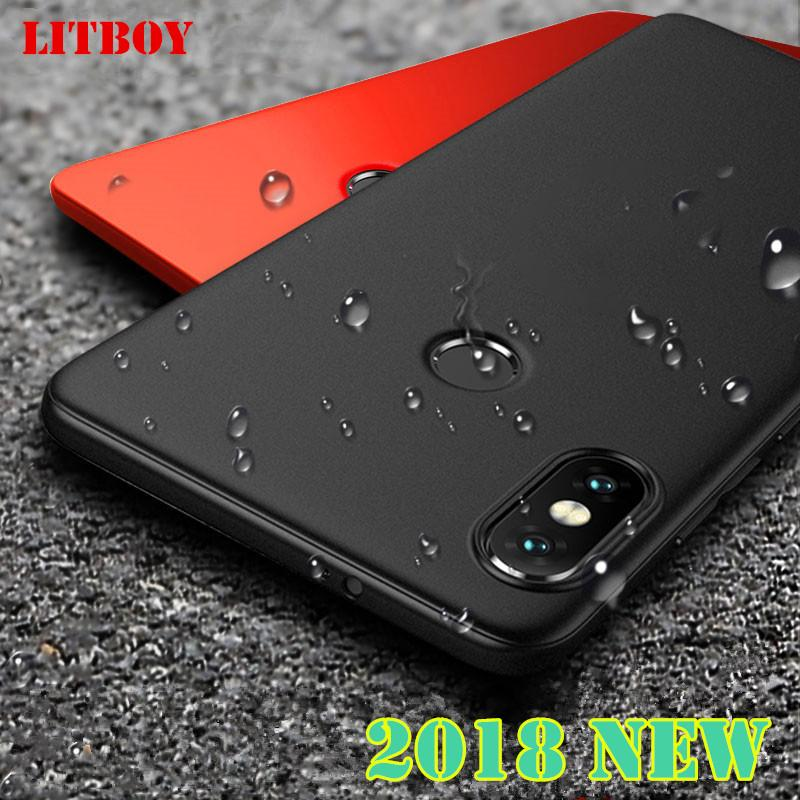 online retailer c4894 c6f76 For Xiaomi Redmi 5 Plus case For Redmi Note 4X 4A 5A case Silicone TPU  Ultra thin matte soft cover cases for Redmi Note 5