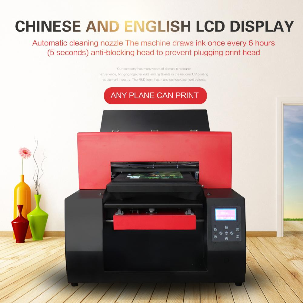 29d01ddb Multicolor DIY Tshirt A3 Size DTG Flatbed Printer T Shirt Printing Machine  Print Dark Light Color Printer For T Shirt Phone Case 3 In 1 Printer A2  Printer ...