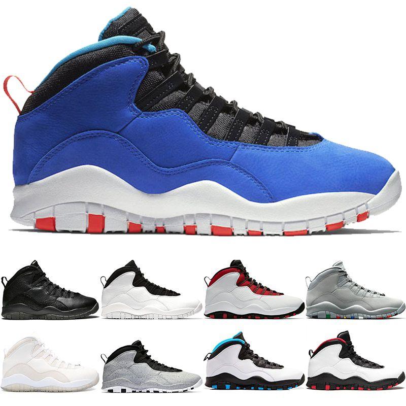 c66097e0f33b44 Designer 10 10s Tinker Cement Westbrook Mens Trainer Basketball ...