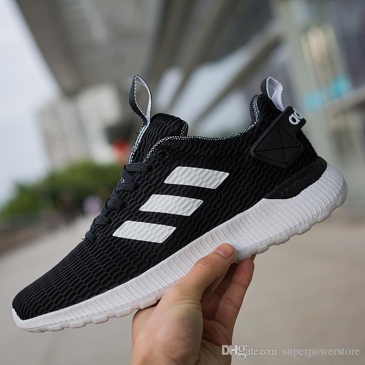 Adidas Originals Zapatos Moda neo - cloudfoam hombre   mujer runing