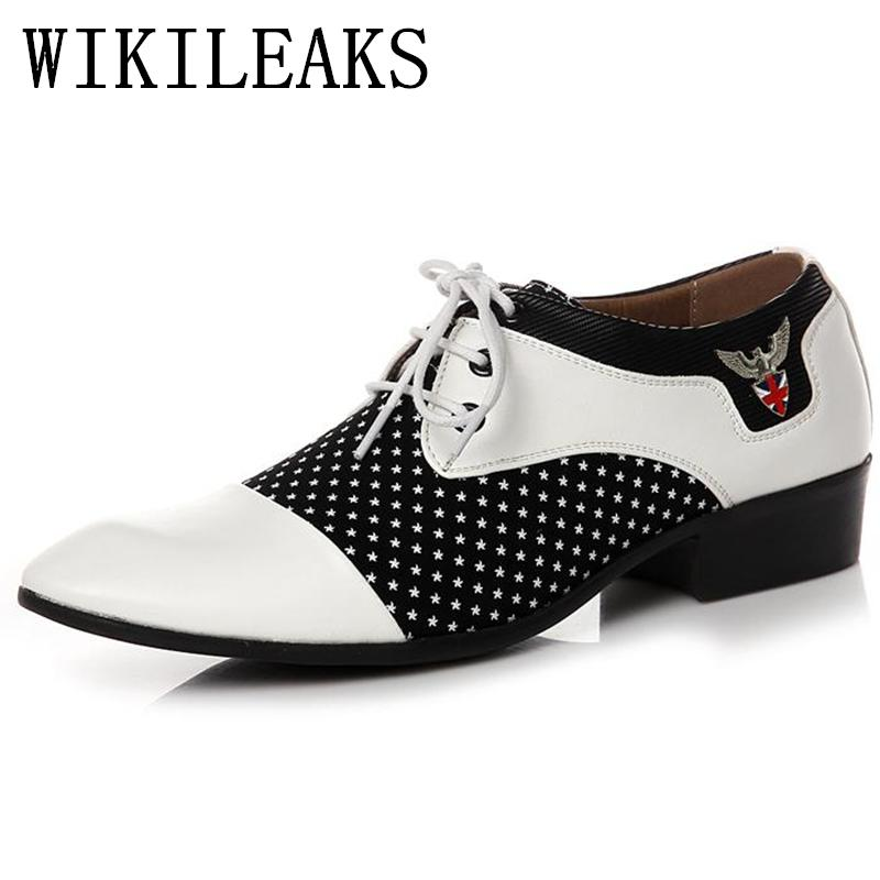 8a5d466c8e96 Formal Shoes Designer Versi Italian Luxury Brand Wedding Shoes Mens ...