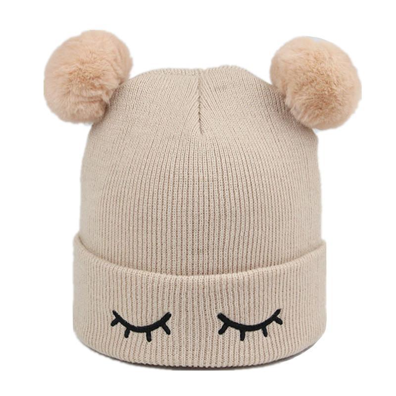 Acquista Cappello Bambini Inverno Caldo Bimbo Bambini Cappello