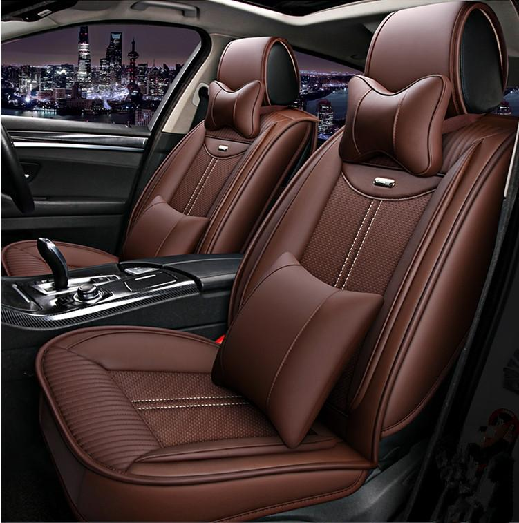 Full Set Car Seat Covers For KIA Sorento 5 Seats 2018 2015 Breathable 2017 Protective Trucks Radian From