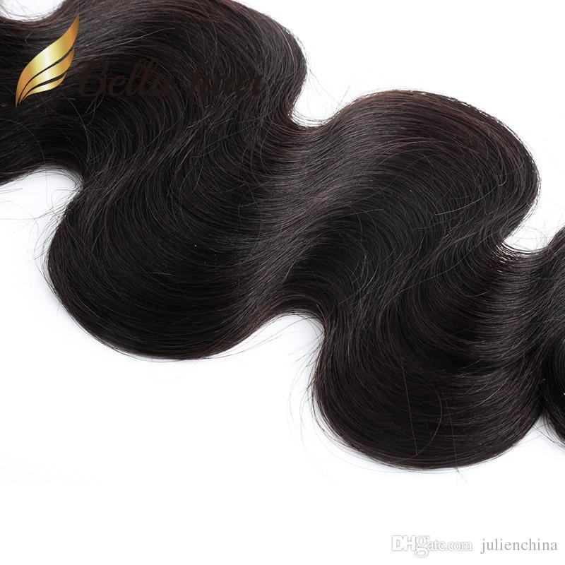 1 stycke brasilianskt hårvävbunt