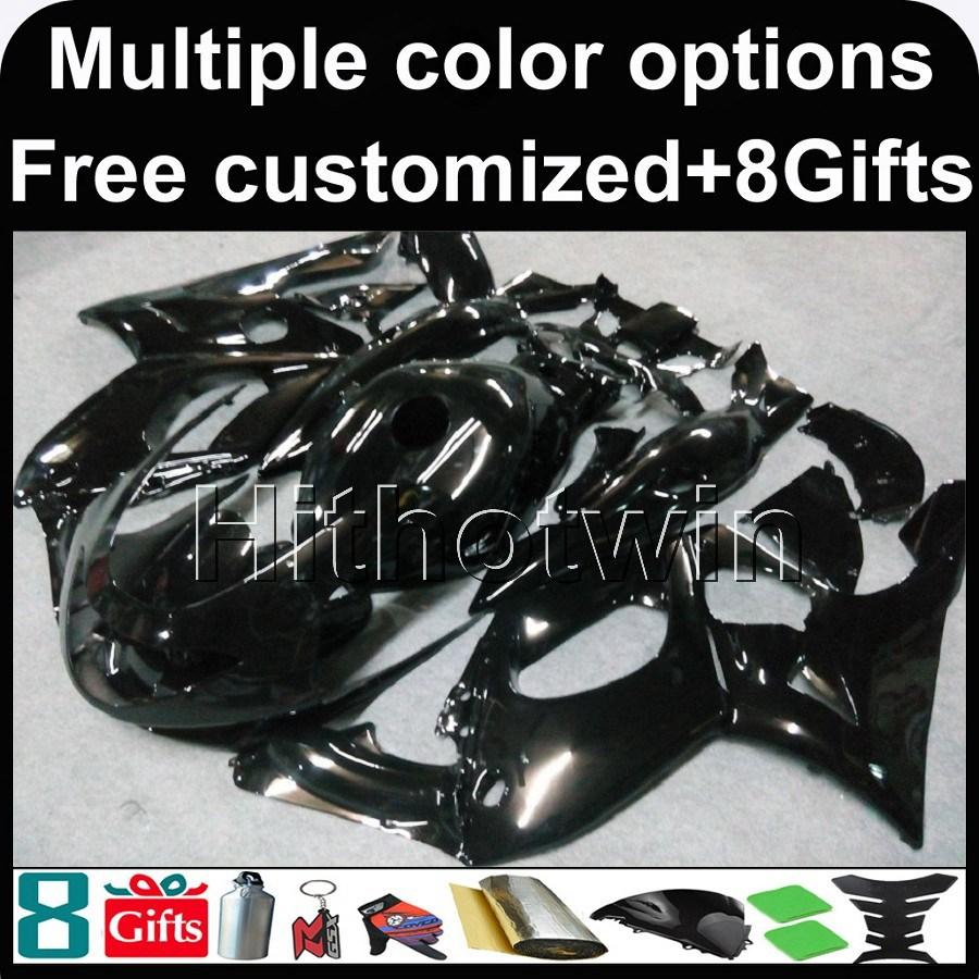 23 colores + 8Regalos 1996 1997 1998 1999 2000 2001 2002 2003 2004 2005 2006 2007 Carenado ABS para Yamaha Thundercat YZF-600R