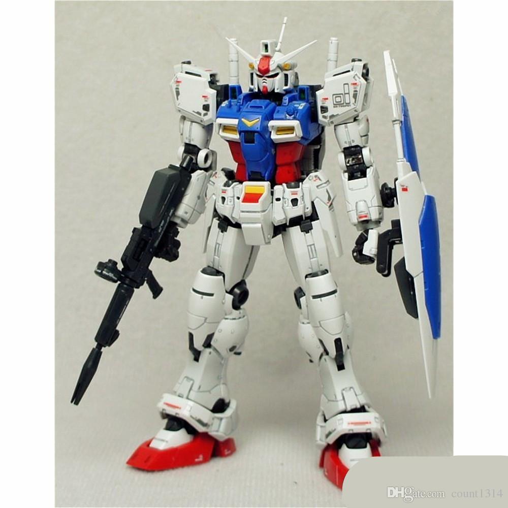 RG 12 1/144 RX-78 GP01 Zephyranthes Gundam Mobile Suit Assembly Model Kits Anime education toys juguetes