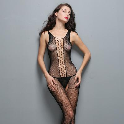 2bca96447 Transparent High Quality Women Sexy Bodystocking New Exotic Mesh ...