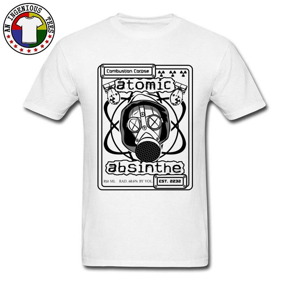 8d0cd2320 Mens T Shirt Oversized Atomic Absinthe Gas Stormtrooper Cool Tshirt ...