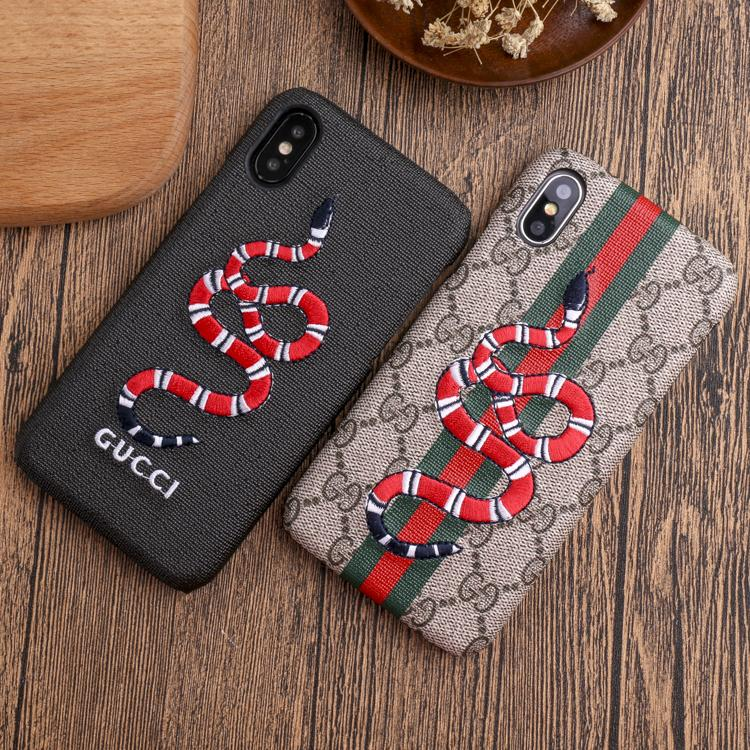 timeless design 40aba 98c0f Designer Phone Case with Snake Printted for IphoneX 7P/8P 7/8 6/6sP 6/6s  Popular Creative Personality Back Cover 2 Styles Available