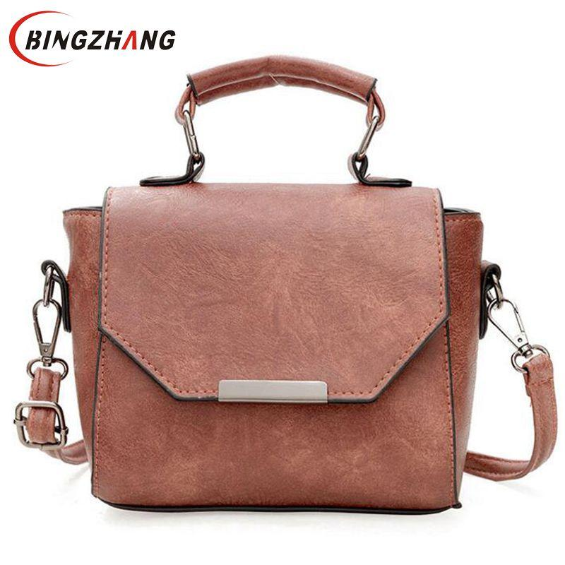 d15a075a5cef ... YMNHNB Medium Sized Crossbody Purses Ladies Designer Shoulder Bags for Women  Handbags  free shipping c0ee7 2a785 2018 New Brand Casual Women Vintage ...