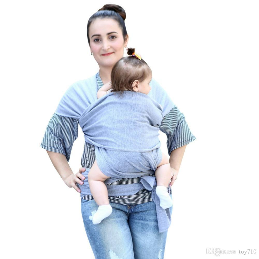 Breathable Nursing Cover 100 Cotton Baby Wrap Baby Sling Carrier
