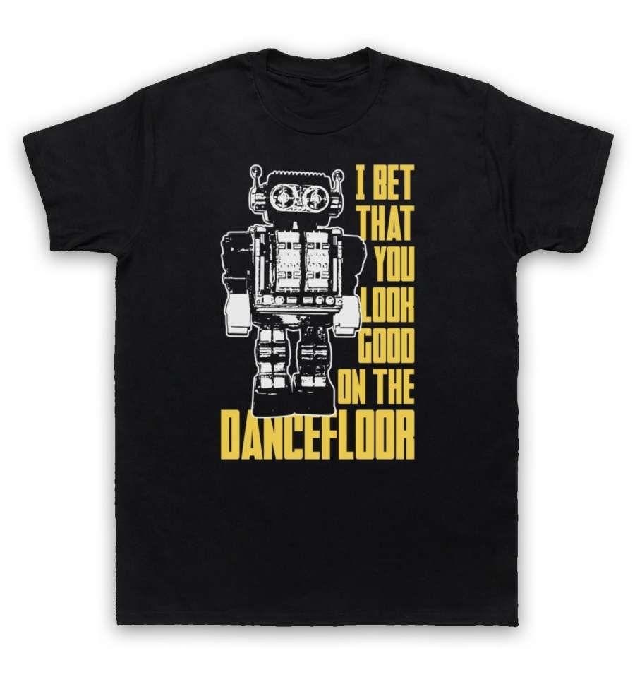 Arctic Monkeys T Shirt I Bet That You Look Good On The Dance Floor