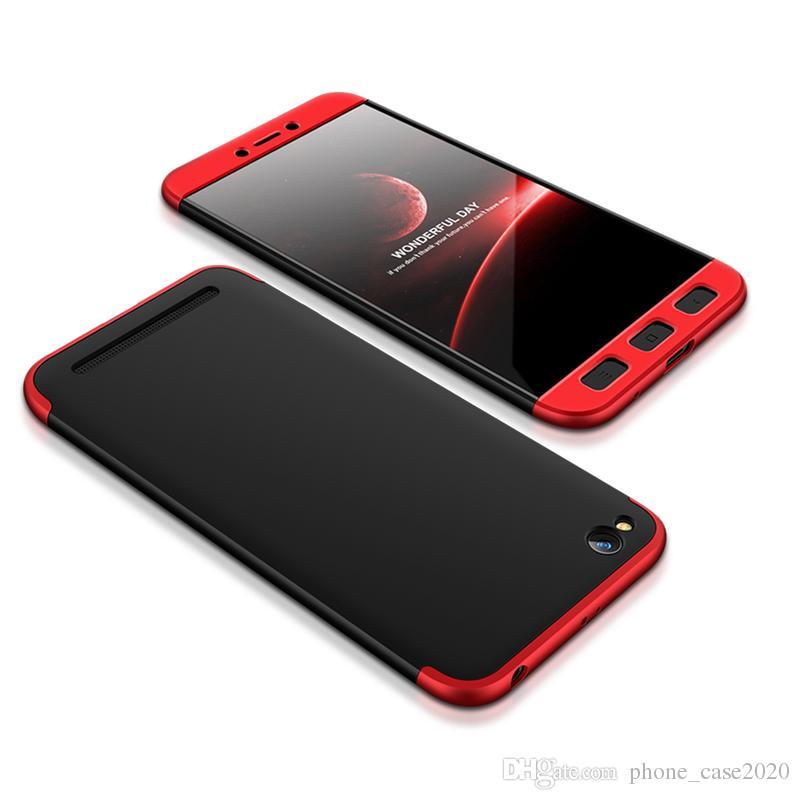 Slim 3in1 Hybrid Bumper Hard Case For Xiaomi Redmi 5A 5 Plus Note 5A Prime  Mi Max 2