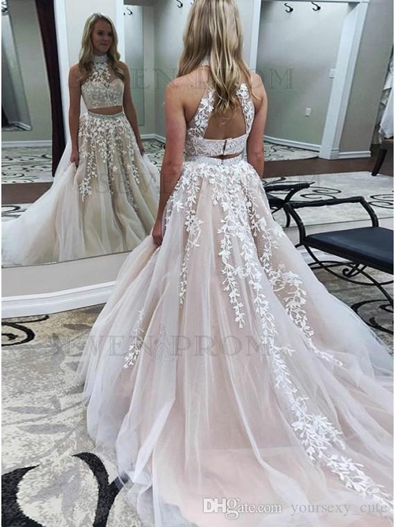 Spring Prom Dress