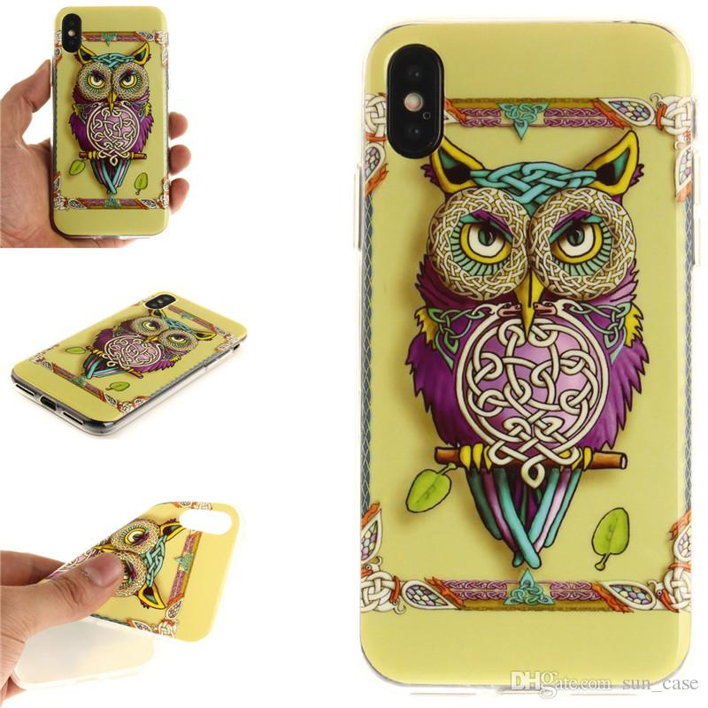 For Lenovo A319 S850 S90T P70 P1M P1 K5 NOTE K3 Note/A7000 A7010 Soft TPU IMD Phone Case Protection Plastic Cover
