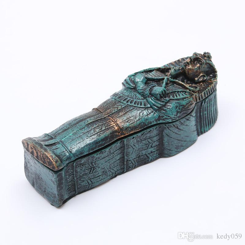 수족관 장식 수족관 풍경 공룡 악어 양 뼈 수지 두개골 Rhinoceros 이집트 미라 수족관 장식