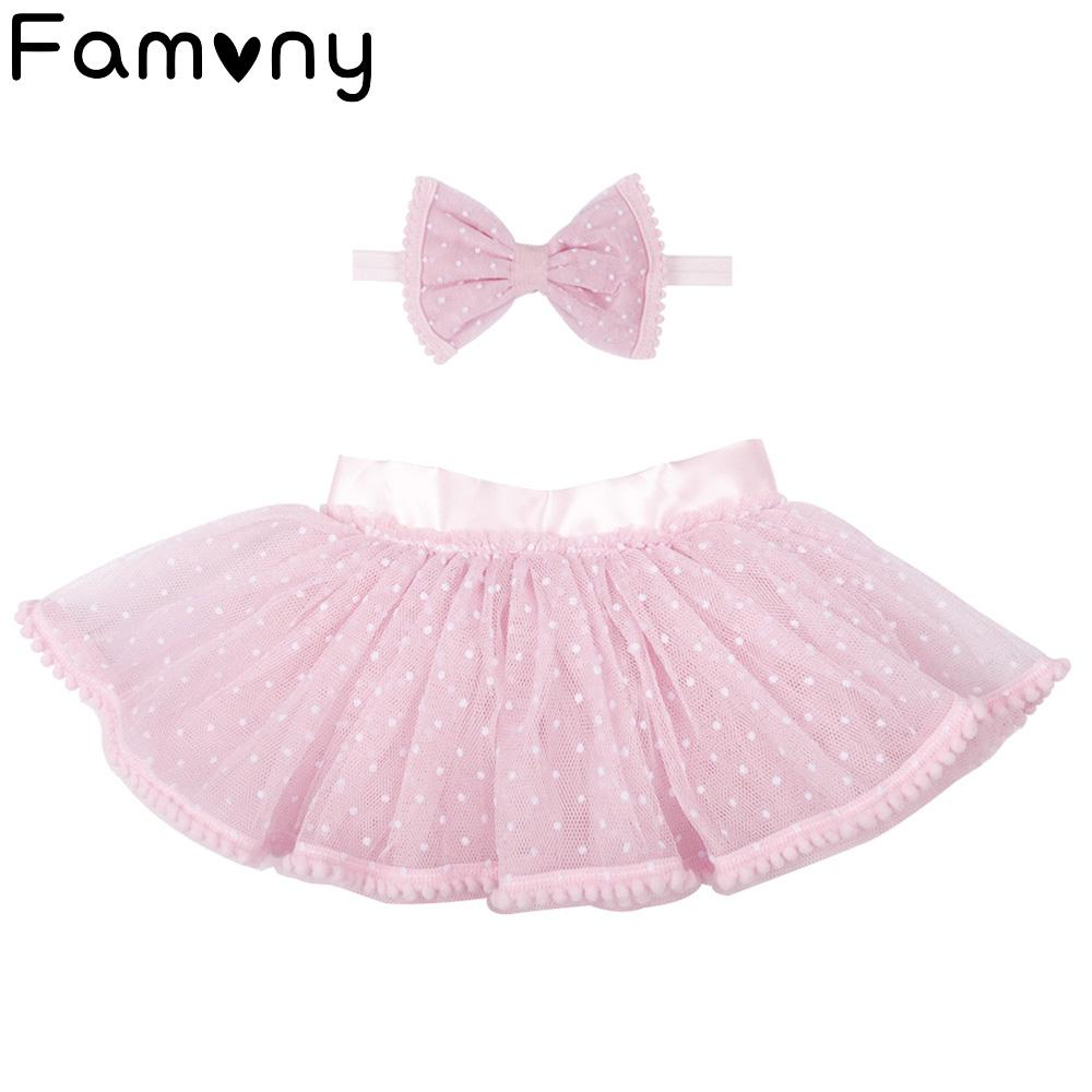 c2878167a7 Gorgeous Baby Events Party Wear Tutu Tulle Infant Christening Gowns  Children's Princess Skirt For Baby Party Hair Accessories