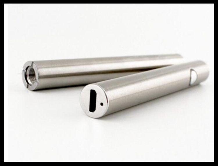 preriscaldamento bud touch batteria vape batteria 400mah fondo caricatore usb mini e sigaretta miele olio denso fumante vetro atomizzatore serbatoio vaping