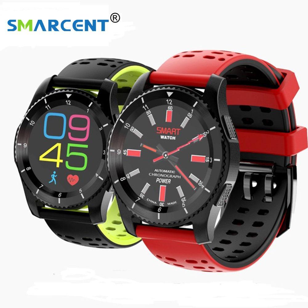 Smartwatch Test 2015 Smarent Gs8 Smartwatch Pulsuhr Gps Uhr