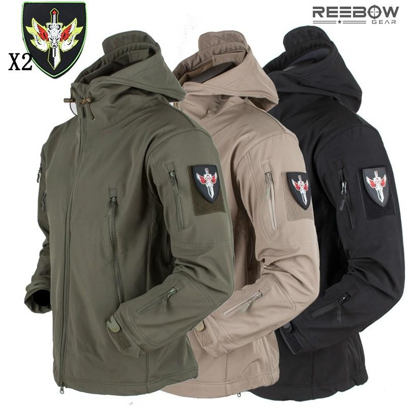soft shell v4 tactical military jacket waterproof softshell jackets