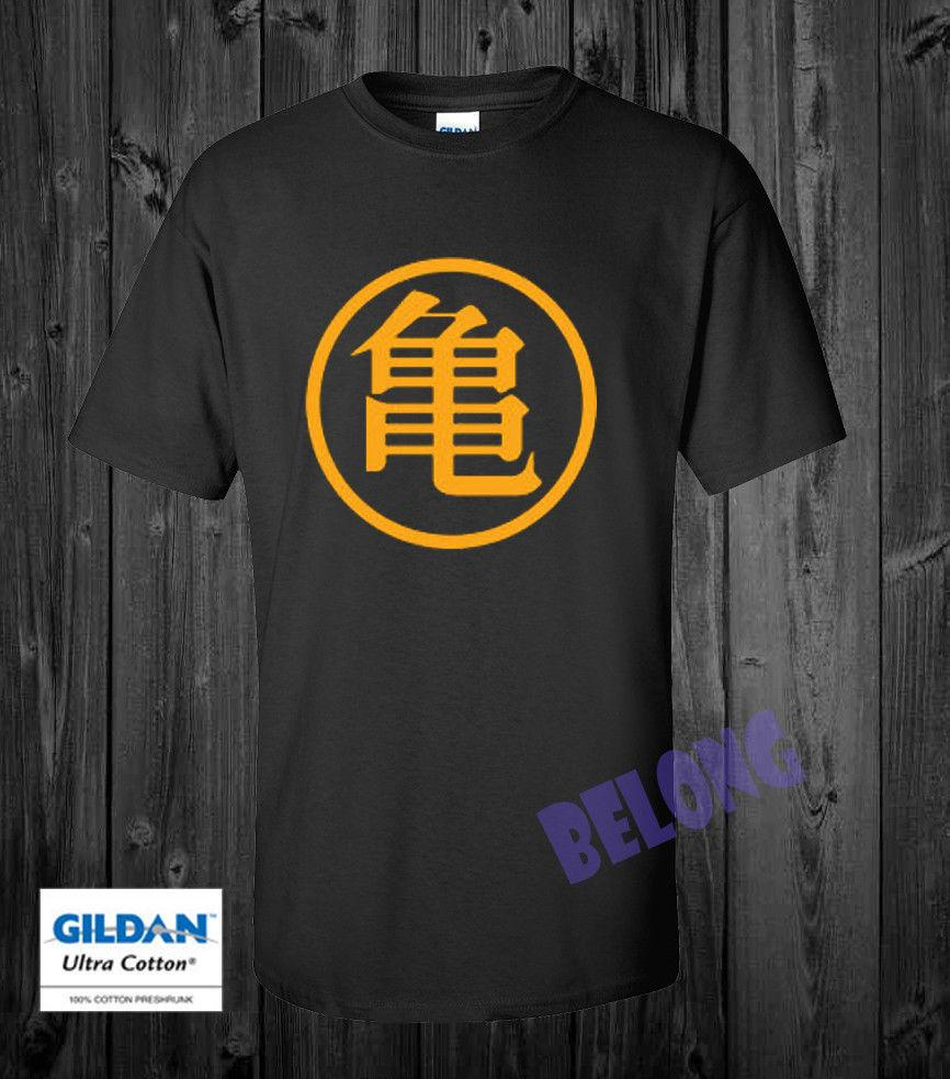 8b84f5c292d New Roshi Son Goku Dragon Ball Z Men S T Shirt Size S XXL Tshirt Harajuku  Tops Fashion Classic T Shirt With A T Shirt On It Best Deal On T Shirts  From ...