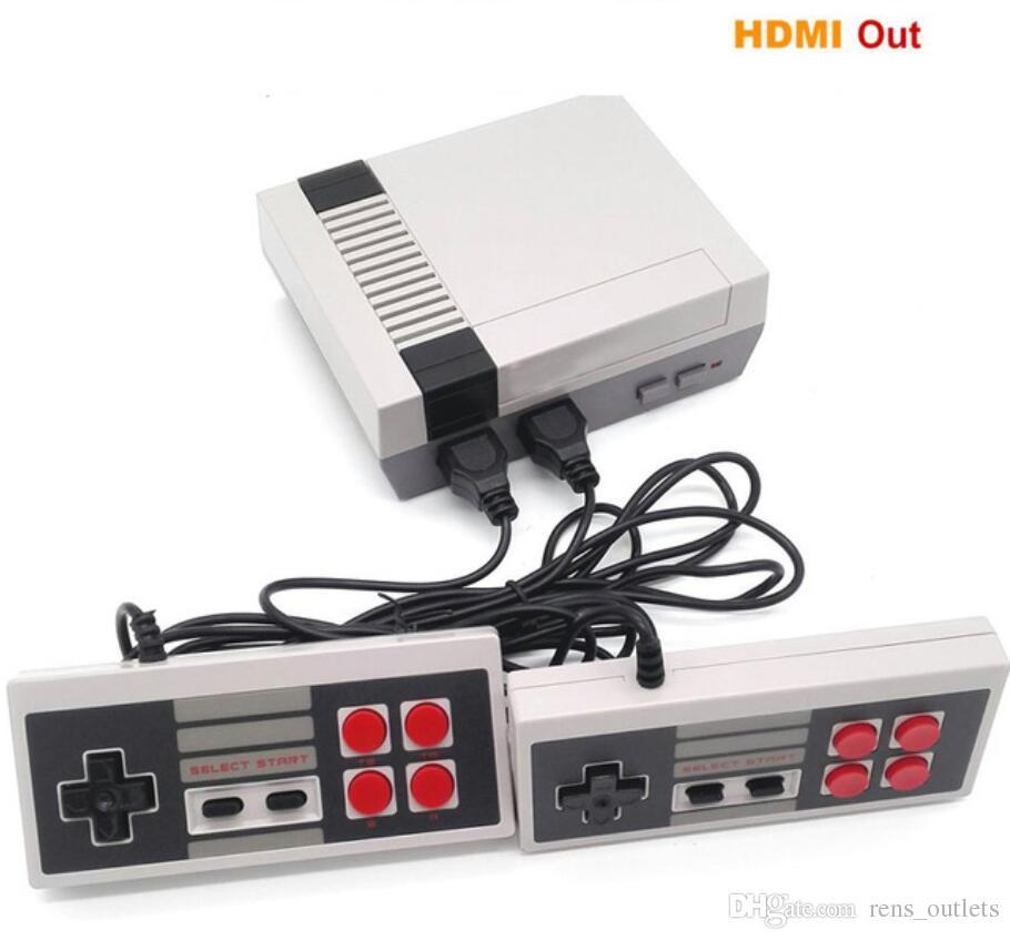 2018 Meistverkaufte CoolBaby HD HDMI Mini Spielekonsole für NES Game Player Free DHL
