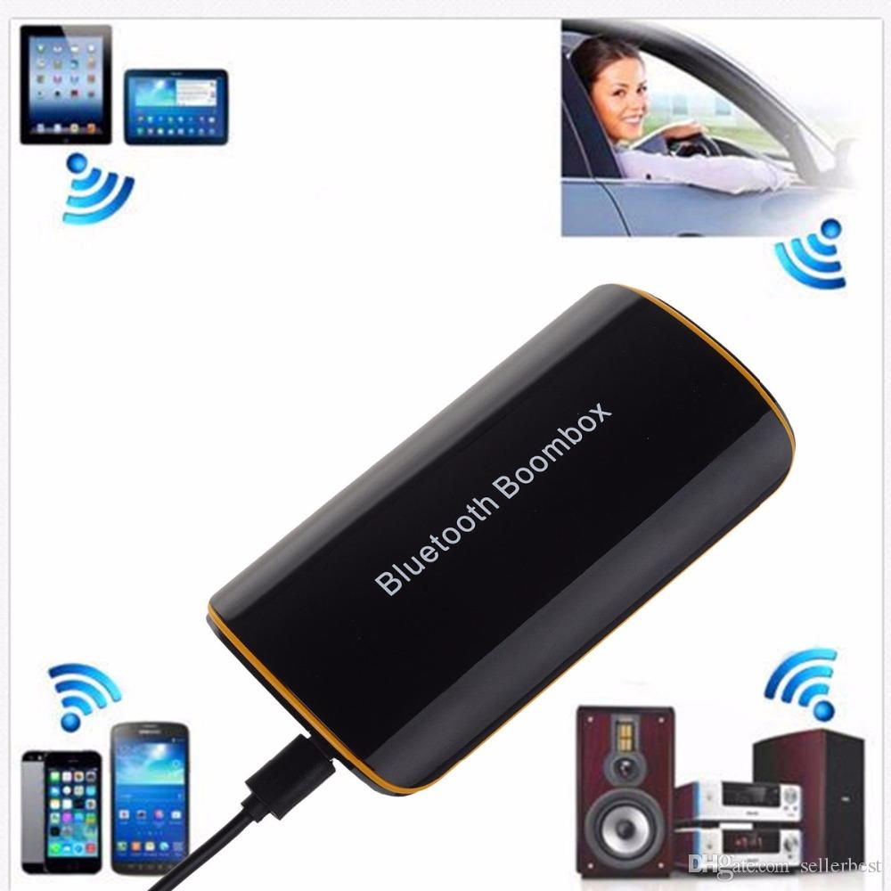 Wireless Car AUX Bluetooth 4.1 Misic Receiver 3.5mm Jack Stereo Bluetooth Boombox Audio Music Dongle Adapter For Home SmartPhone