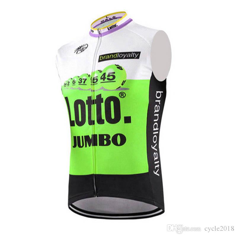 2018 Lotto New Cycling Jersey Vest Summer Breathable Quick Dry Bike Maillot  Ropa Ciclismo Bicycle Sleeveless Shirts MTB Bike Clothing Plaid Shirts Tie  Dye ... 31cbf621a