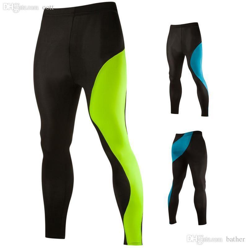 170dfa81f9b2 Wholesale-Mens Joggers 2016 Male Trousers Men Gym Long Pants Sports ...