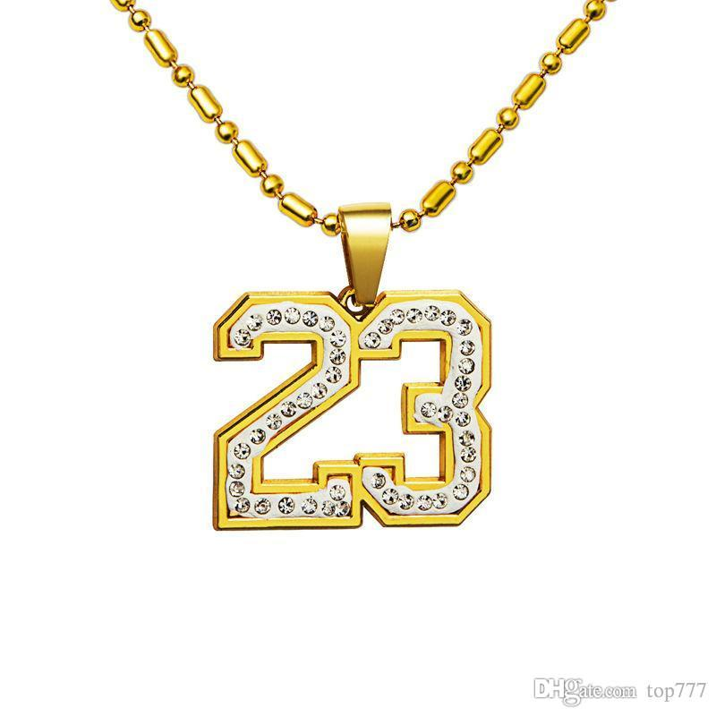 Wholesale 2018 Long Chain Gold Jewelry Hip Hop Fashion Jewelry New
