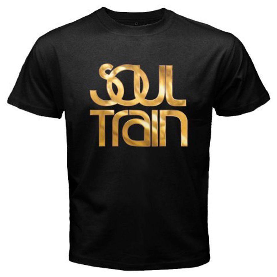 Großhandel Soul Train Logo Musical Show T Shirt Von Liguo0052