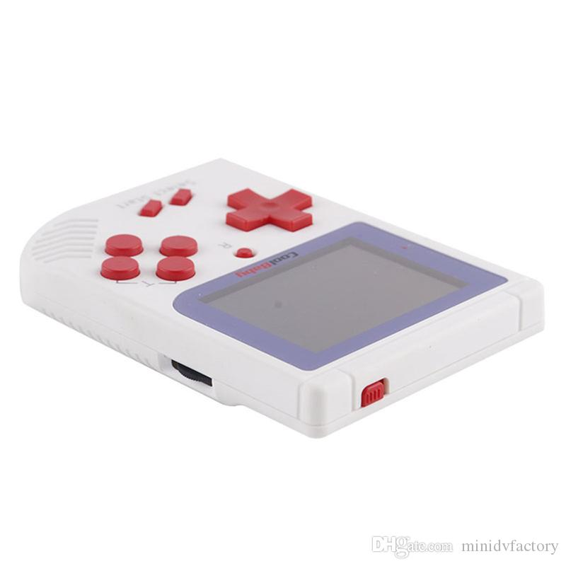 Console de jeu portative Coolbaby RS-6 Portable Retro Pocket Video Player Player 2.5