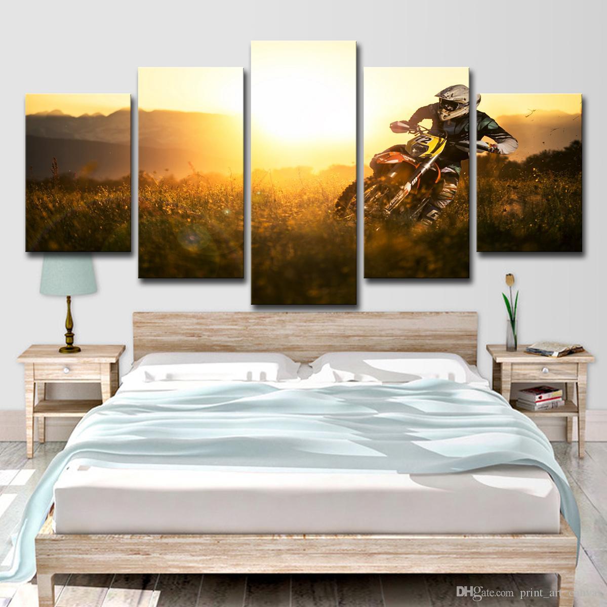 Großhandel HD Gedruckt Moderne Leinwand Wohnzimmer Wandkunst Malerei ...