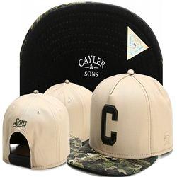 Cayler Sons Snapbacks Baseball Caps Bone Aba Reta Hip Hop Street ... cffaf5f4cb3