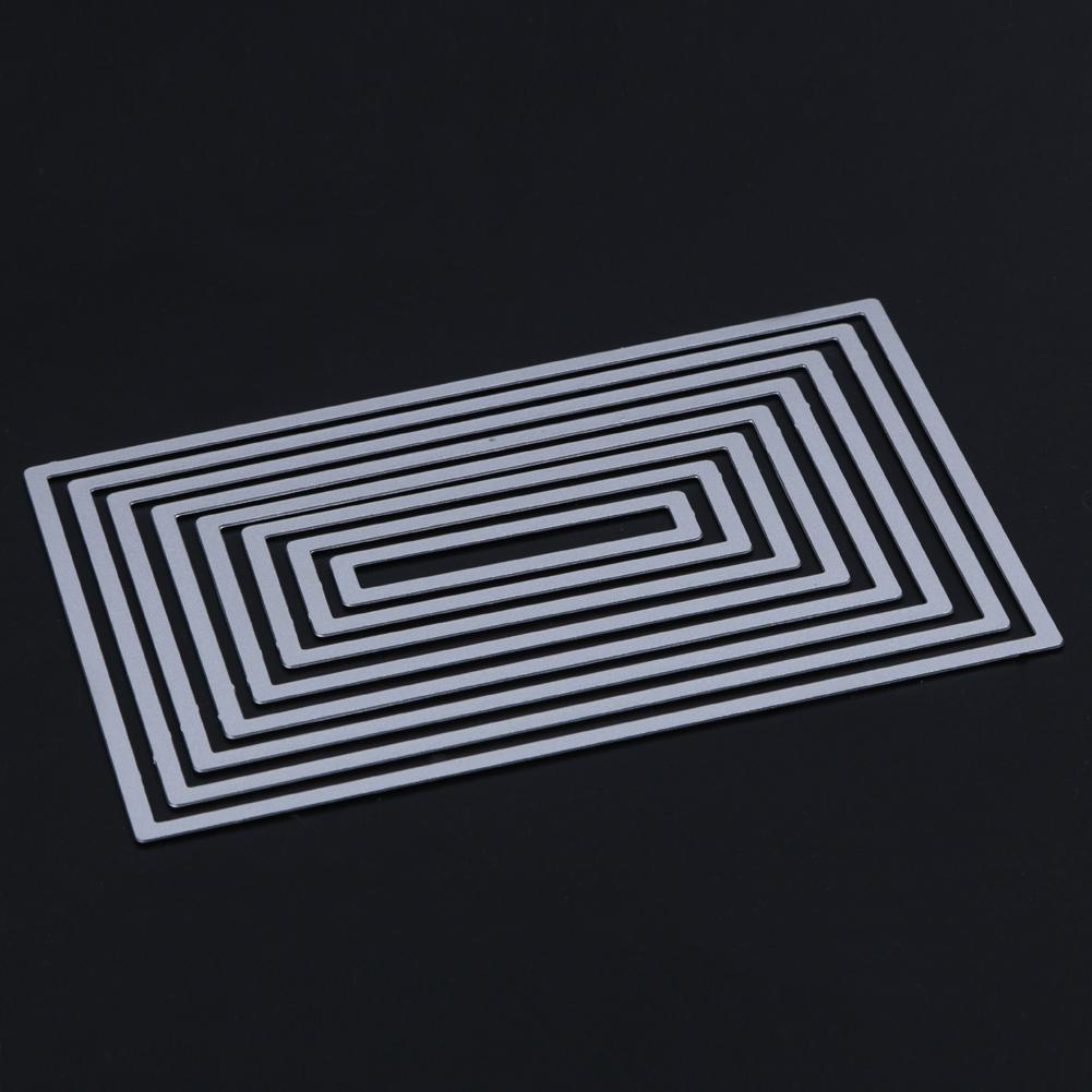 8pcs/set Cutting Dies DIY Scrapbooking dies album Card Paper Card Maker Metal cutting Die Stencil Decorative Embossing Craft